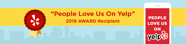 Yelp 2019 Award Recipient